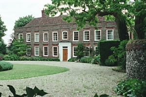 Eastry Court: Lord Freud's 8-bed spare mansion